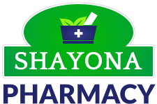 Shayona Pharmacy - logo